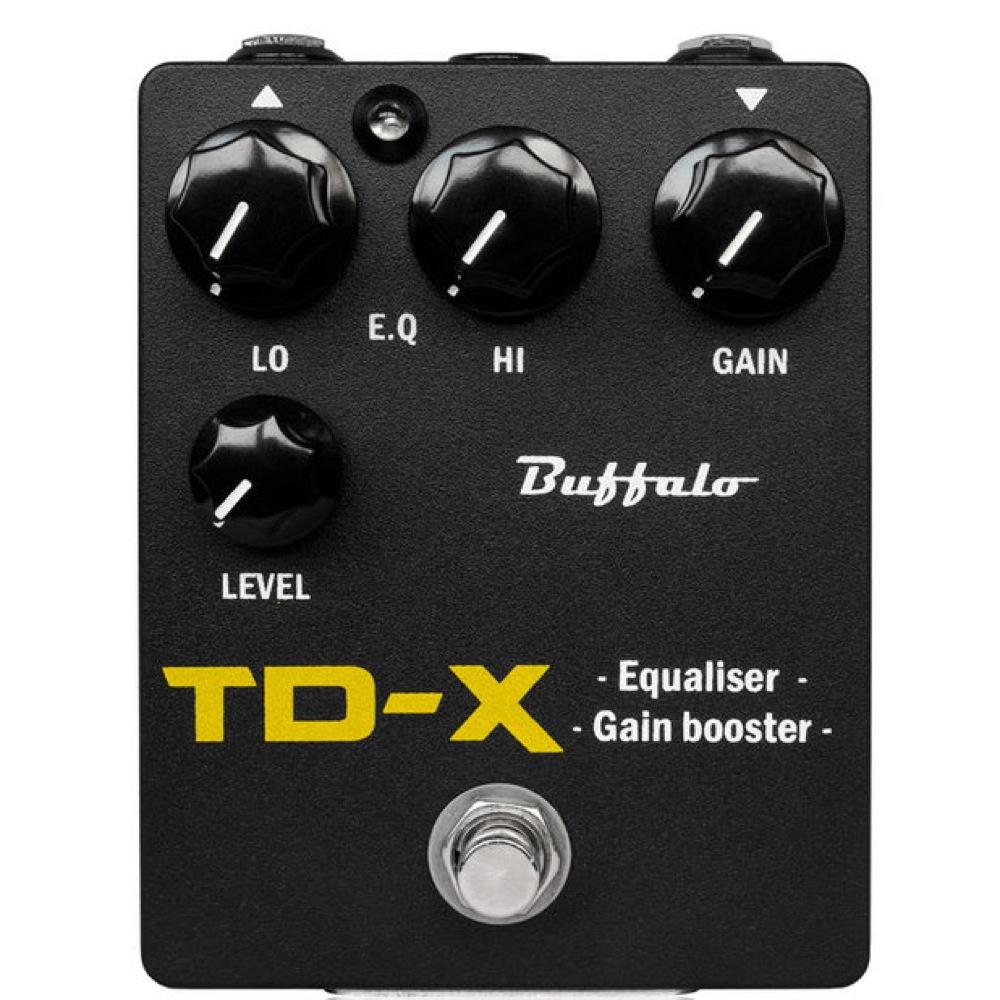 Buffalo fx TD-X ギターエフェクター