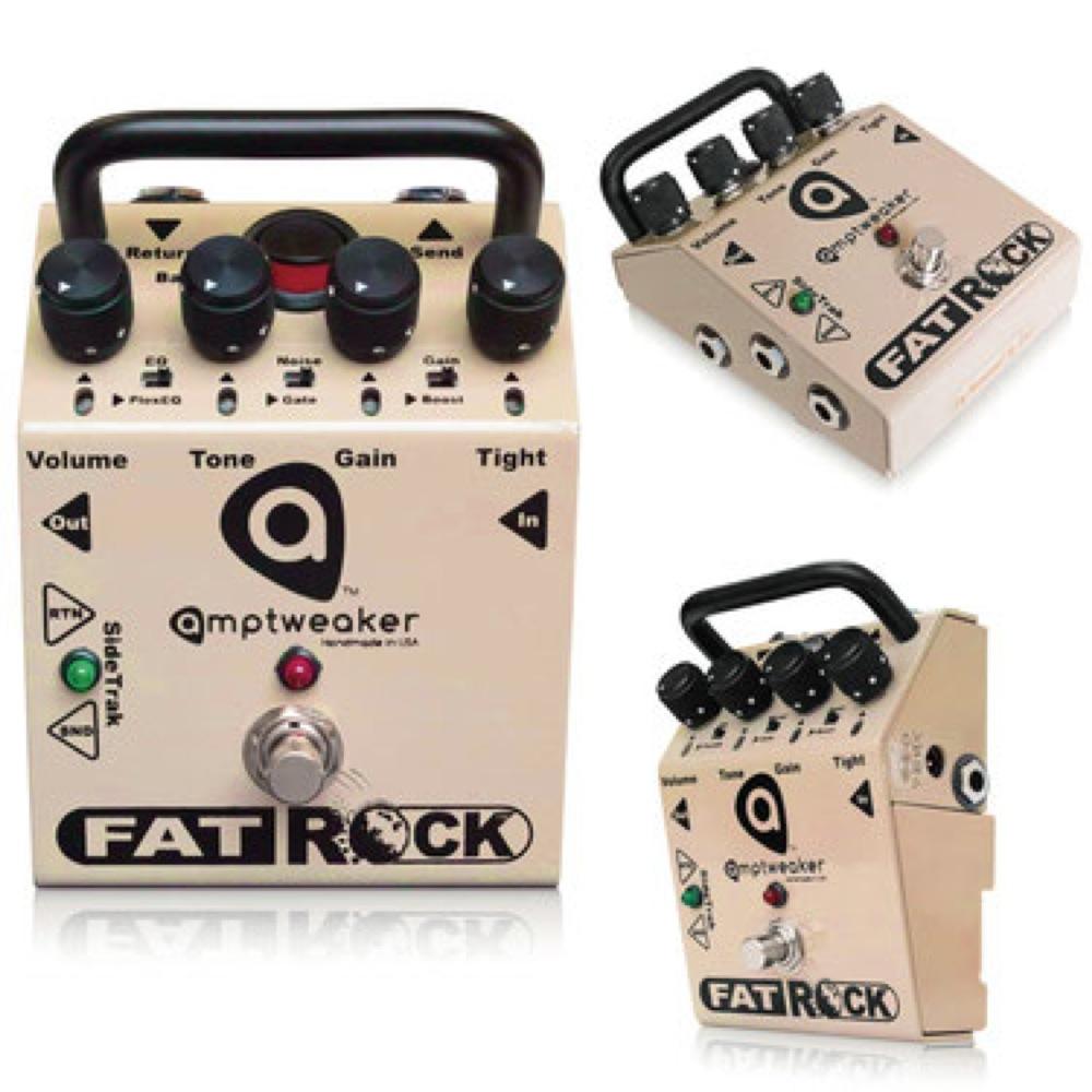 Amptweaker FatRock ギターエフェクター