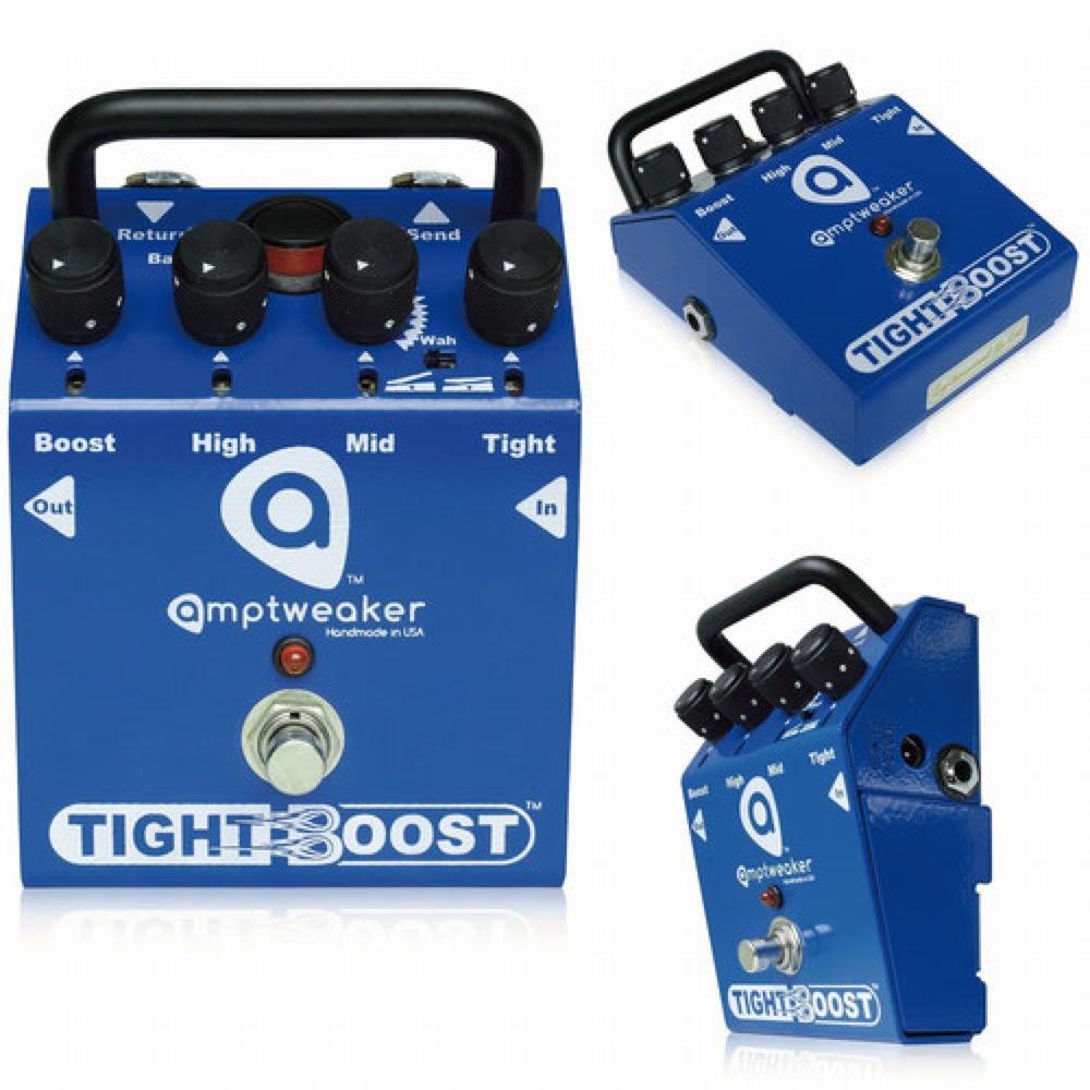 Amptweaker TightBoost ギターエフェクター