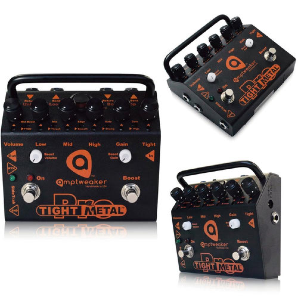 Amptweaker TightMetal Pro ギターエフェクター