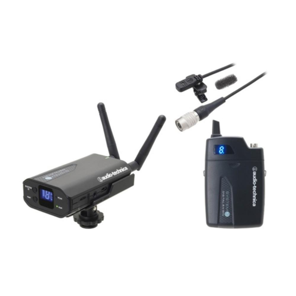 AUDIO-TECHNICA ATW-1701/L ラベリアマイクカメラマウントワイヤレスシステム