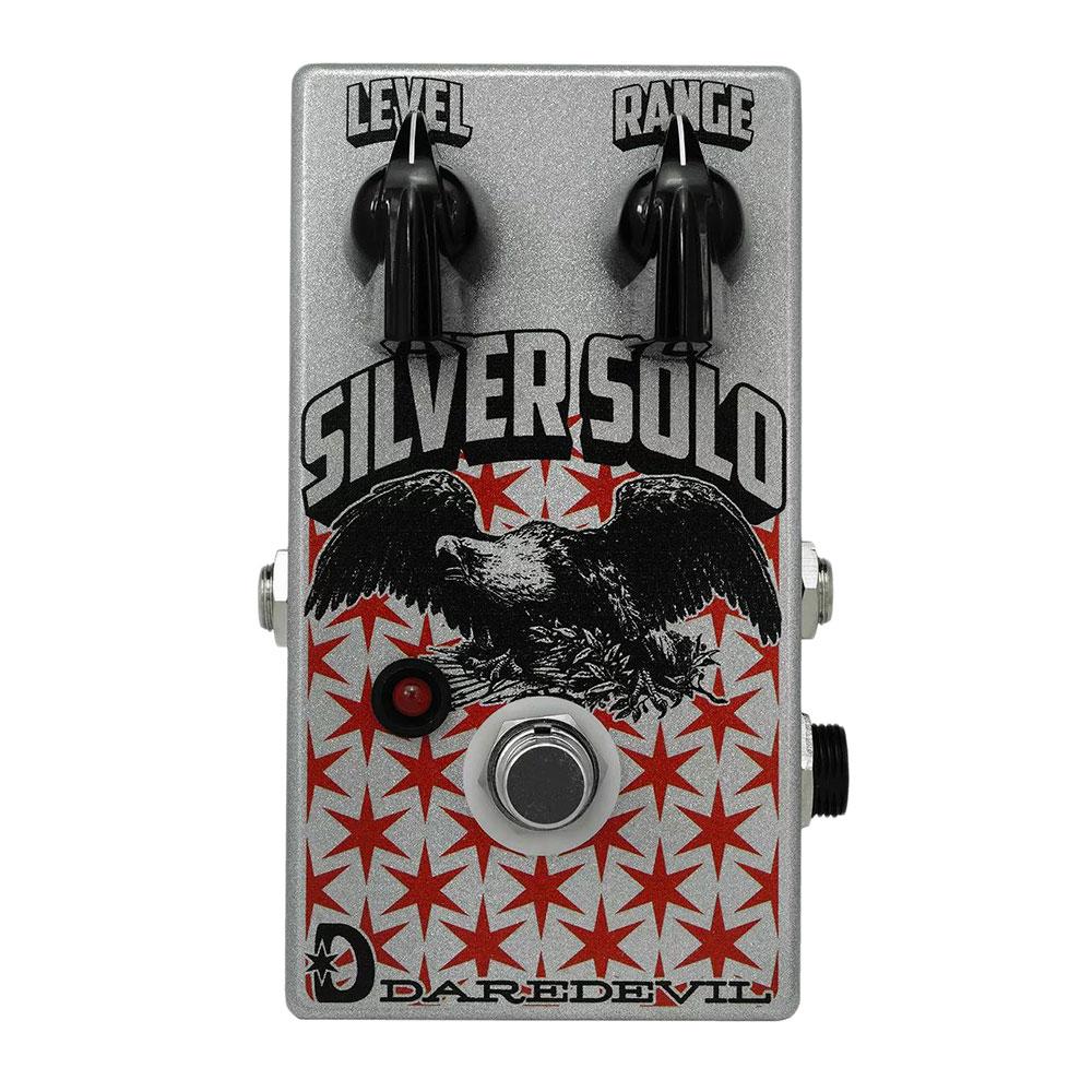 Daredevil Pedals Silver Solo ギターエフェクター