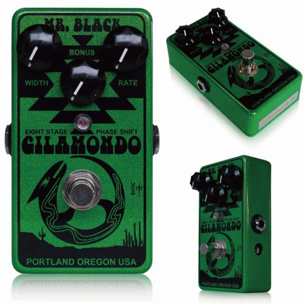 Mr.Black GilaMondo ギターエフェクター