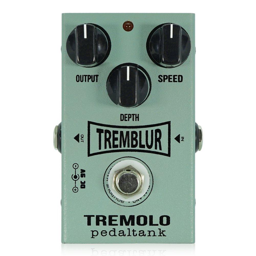 Pedal Tank TrembluR Tremolo ギターエフェクター