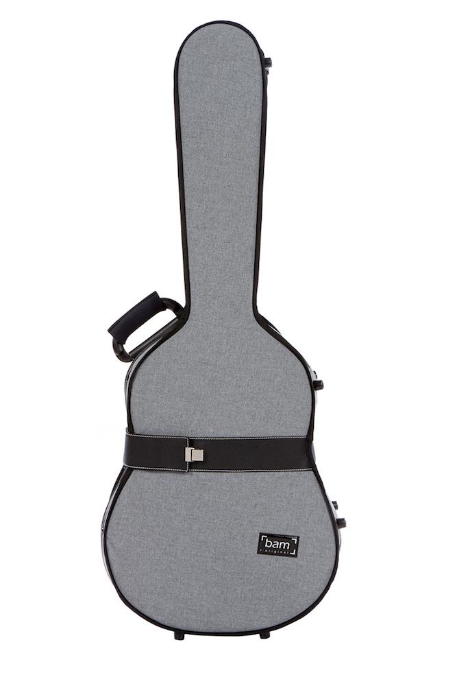 bam 8002GF Grey Flannel クラシックギター用ケース