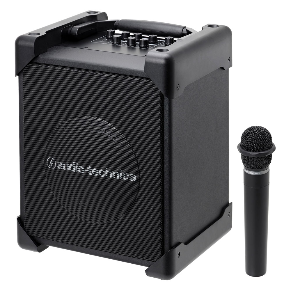 AUDIO-TECHNICA ATW-SP1910/MIC デジタルワイヤレスアンプシステム マイク付属