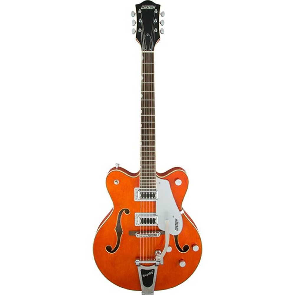 GRETSCH G5422T Electromatic Orange Stain Hollow Body Double-Cut with Bigsby