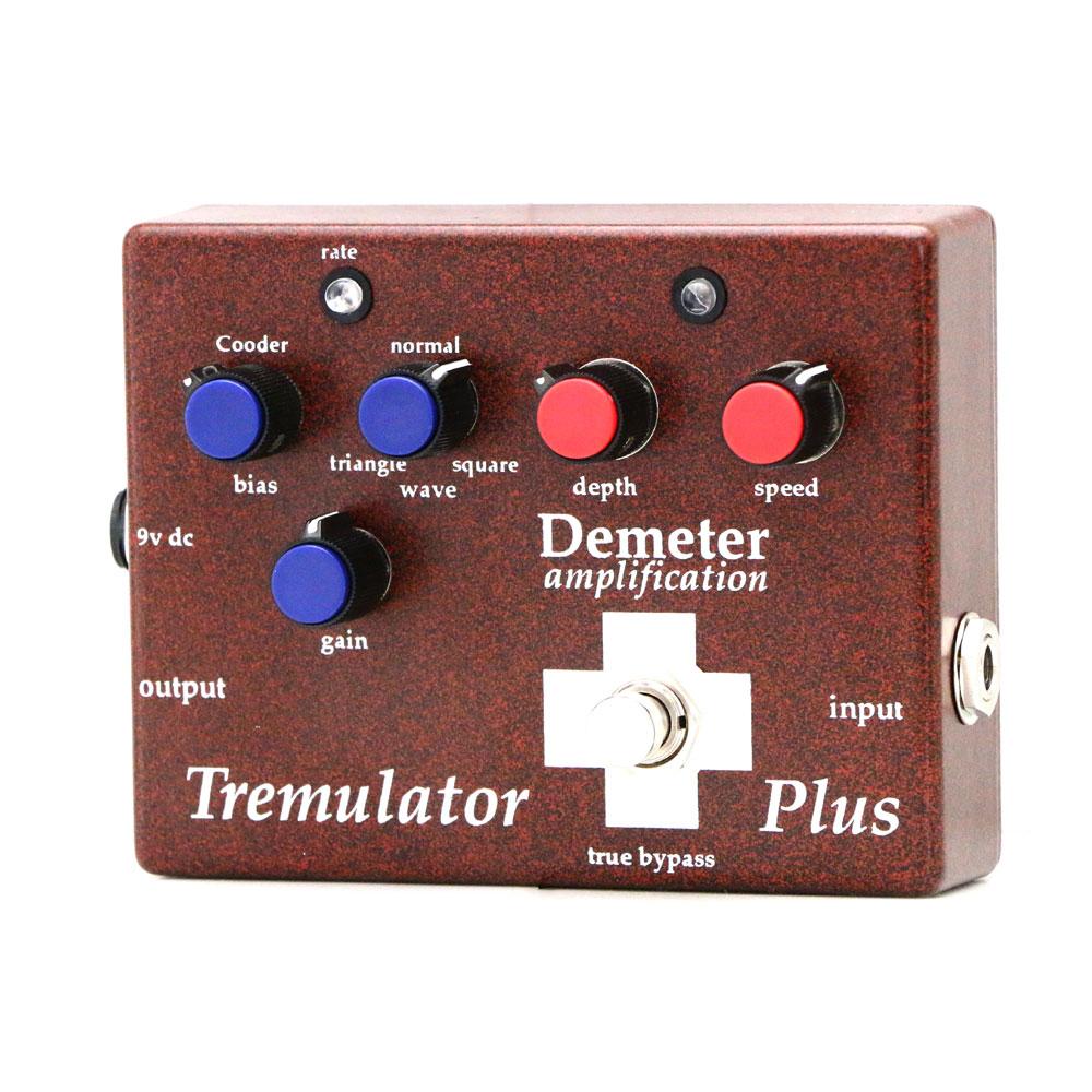 Demeter Tremulator Plus Tremolo Pedal ギターエフェクター