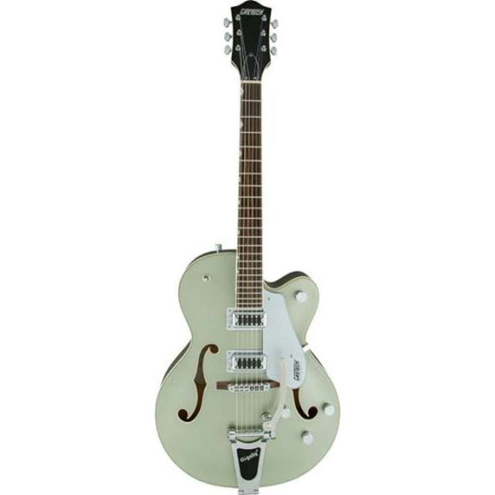 GRETSCH G5420T Electromatic Aspen Green Hollow Body Single-Cut with Bigsby エレキギター