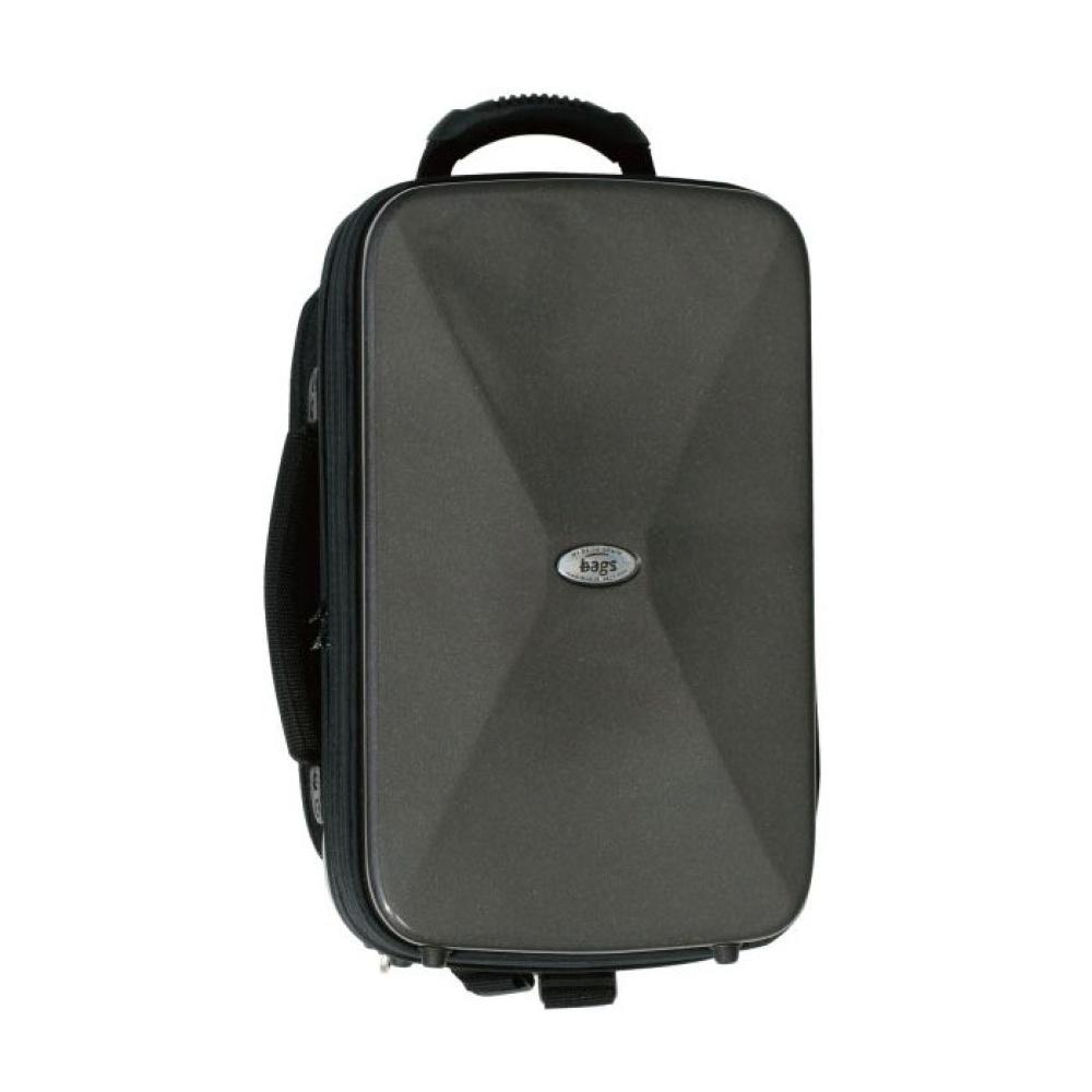 bags EF2CL M-GREY クラリネット ダブルケース (B♭管+A管)