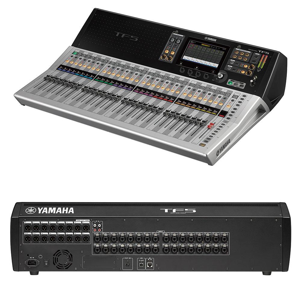 YAMAHA TF5 32ch デジタルミキサー