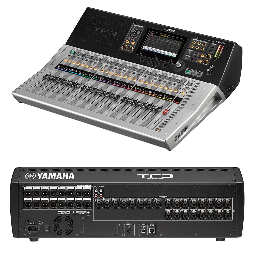YAMAHA TF3 24ch デジタルミキサー