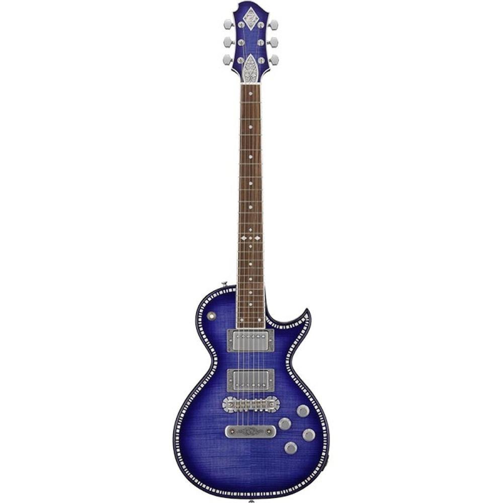 ZEMAITIS A24SU SAPPHIRE エレキギター