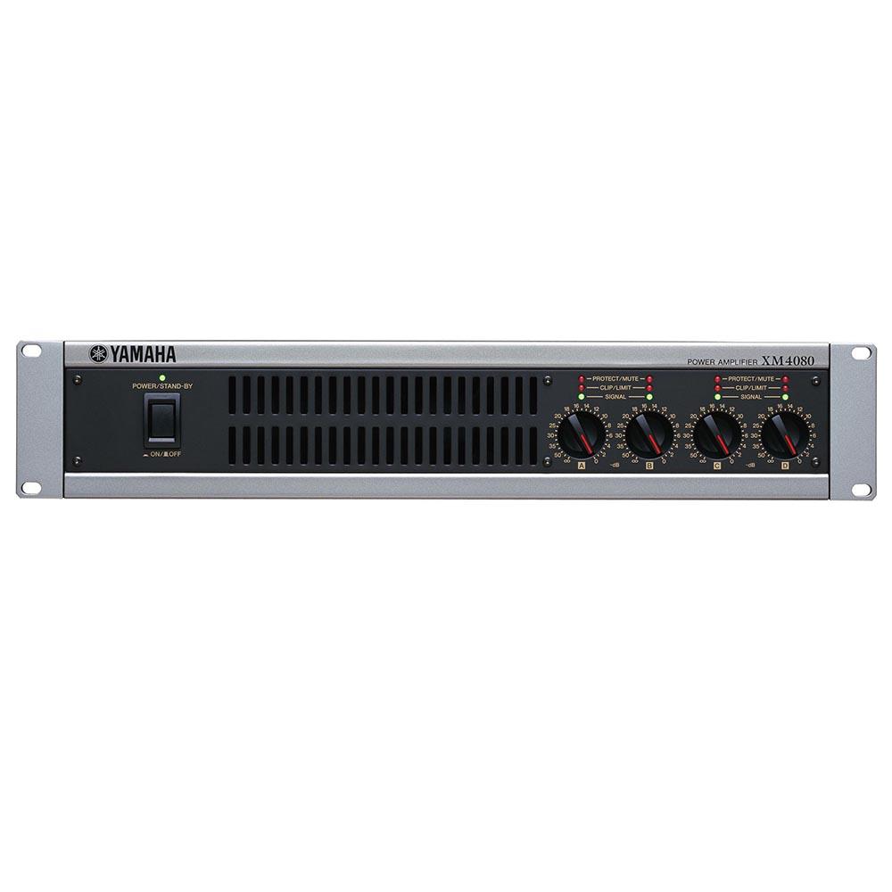 YAMAHA XM4080 パワーアンプ