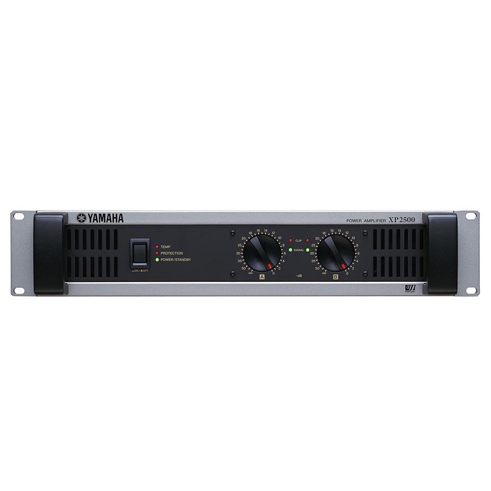 YAMAHA XP2500 パワーアンプ