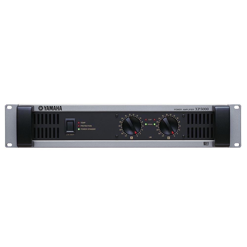 YAMAHA XP5000 パワーアンプ
