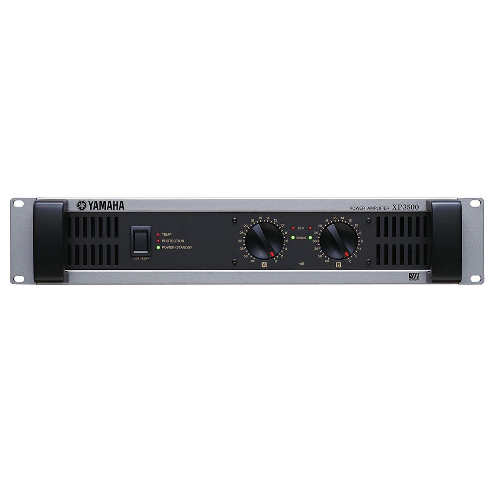YAMAHA XP3500 パワーアンプ