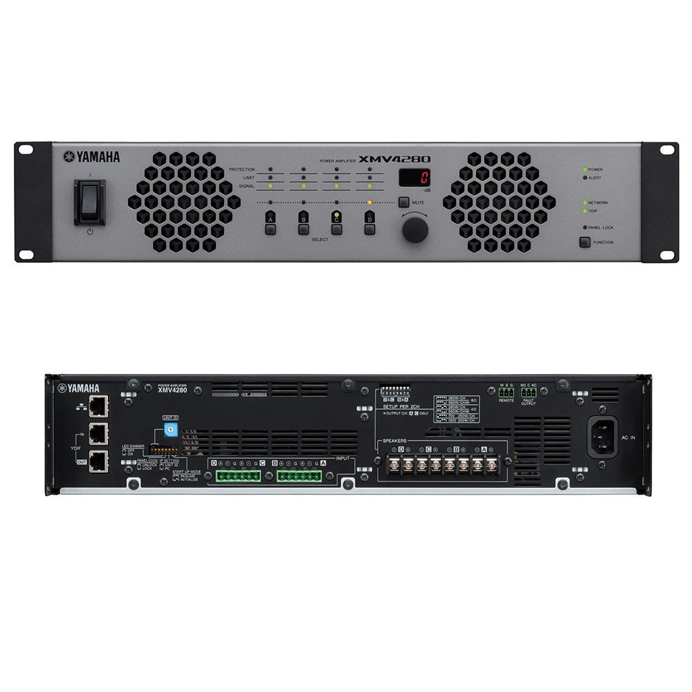 YAMAHA XMV4280 パワーアンプ