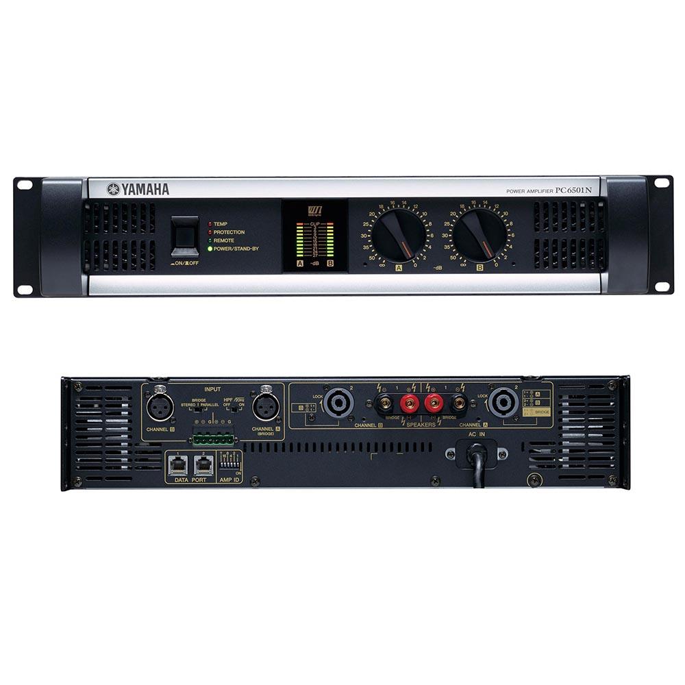 YAMAHA PC6501N パワーアンプ