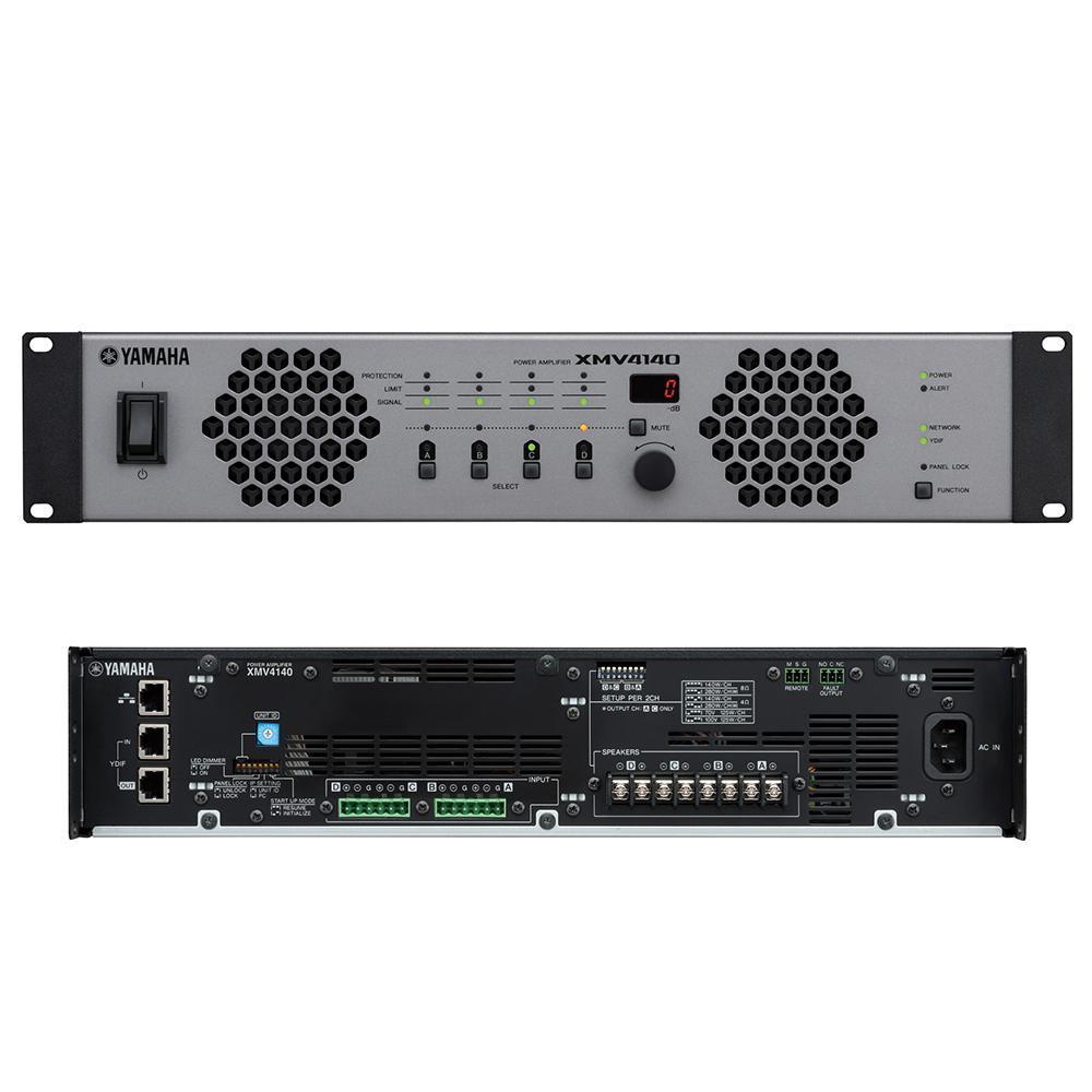 YAMAHA XMV4140 パワーアンプ