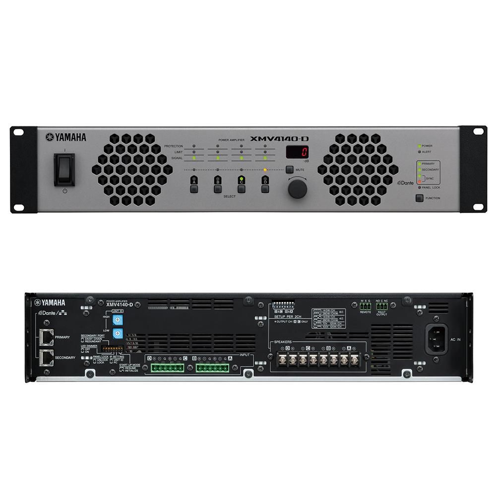 YAMAHA XMV4140-D パワーアンプ