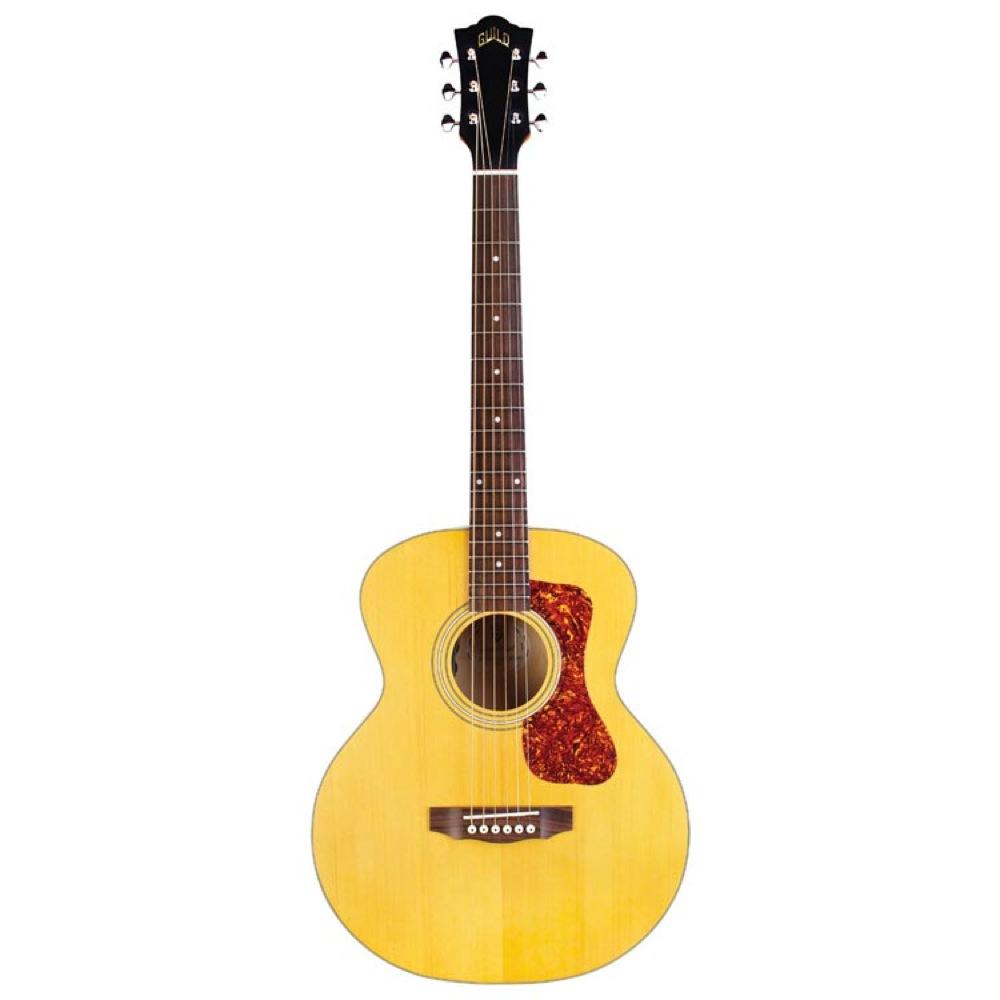 GUILD JUMBO JUNIOR MAPLE ブロンド エレクトリックアコースティックギター