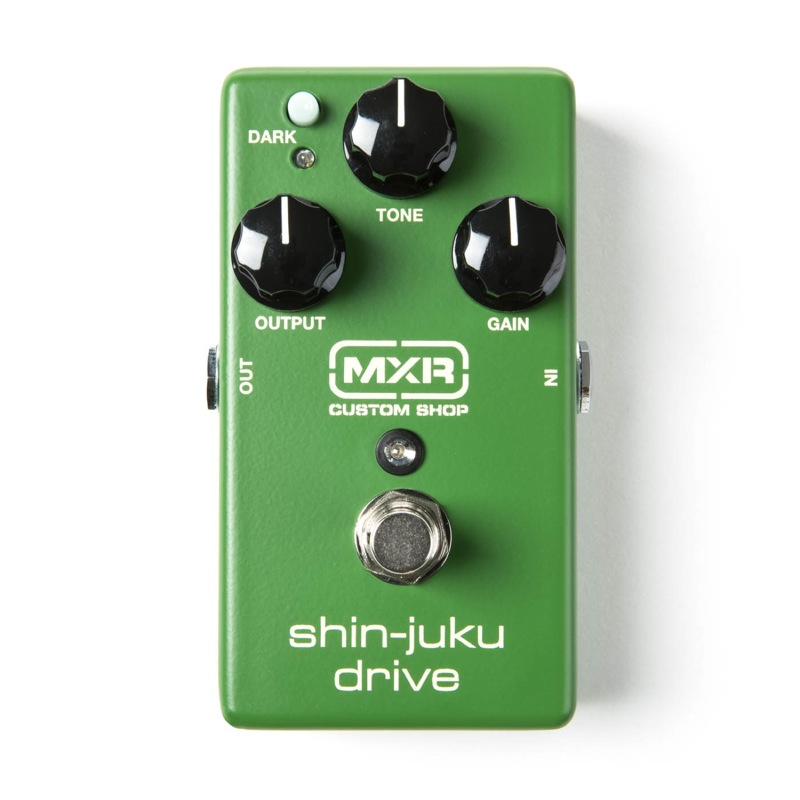 MXR CSP035 SHIN-JUKU DRIVE オーバードライブ エフェクター