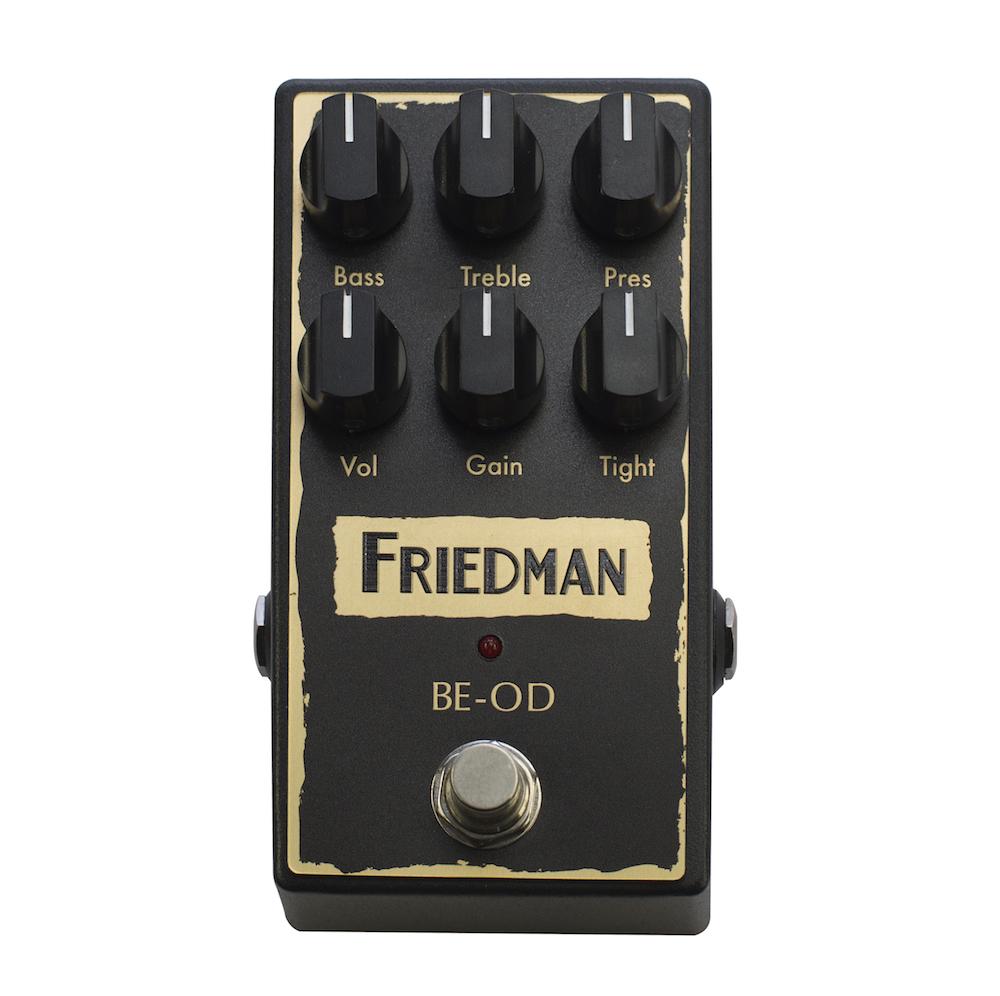 Friedman BE-OD オーバードライブ