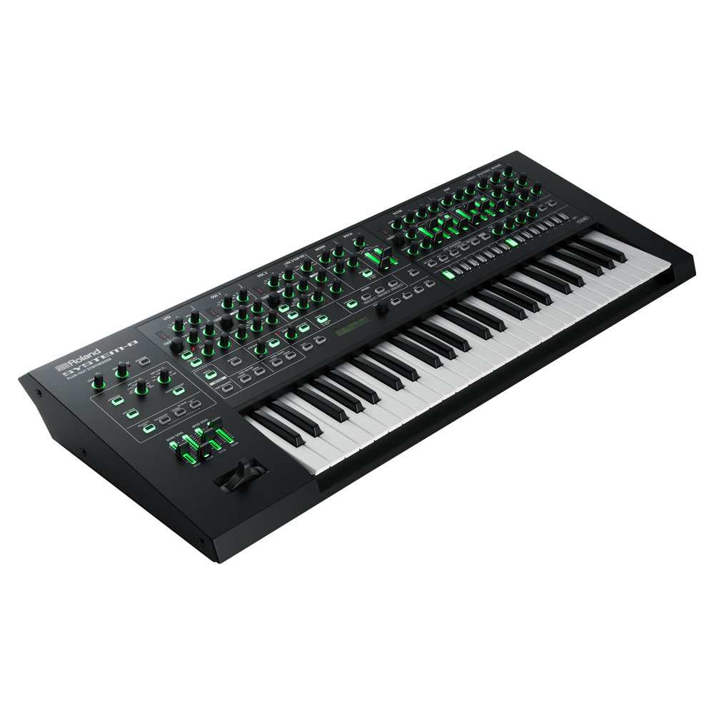 Roland SYSTEM-8 AIRA PLUG-OUT Synthesizer シンセサイザー