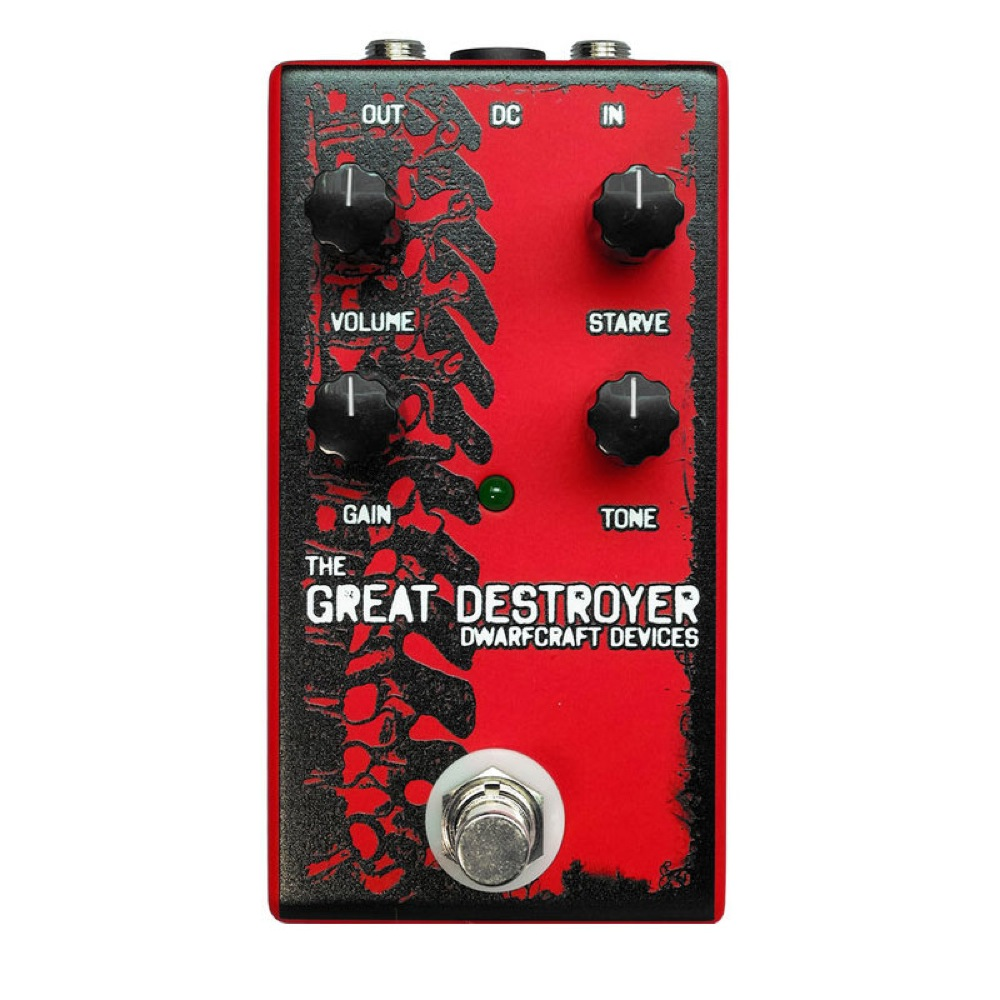 Dwarfcraft Devices The Great Destroyer ギターエフェクター