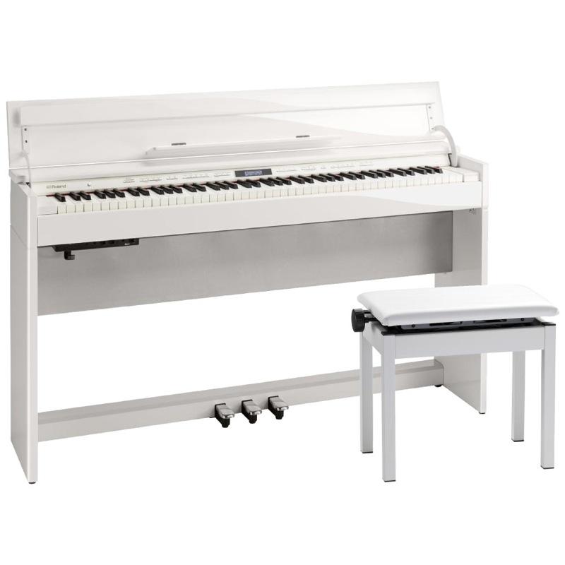 Roland DP603-PWS Digital Piano DP603-PWS 白塗鏡面艶出し塗装仕上げ デジタルピアノ 専用高低自在椅子付き Roland【組立設置無料サービス中 Digital】, 中札内村:61d7f63a --- officewill.xsrv.jp