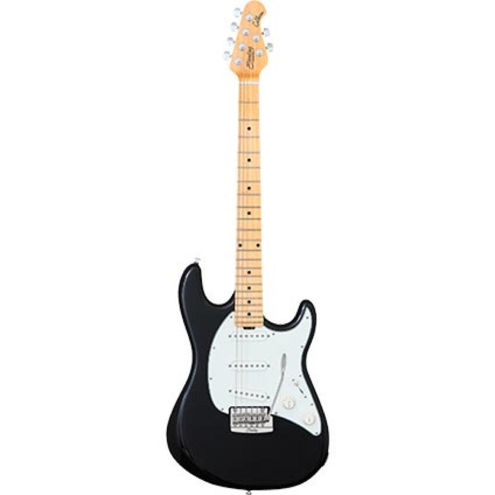 Sterling by MUSIC MAN CT50 Cutlass Black エレキギター