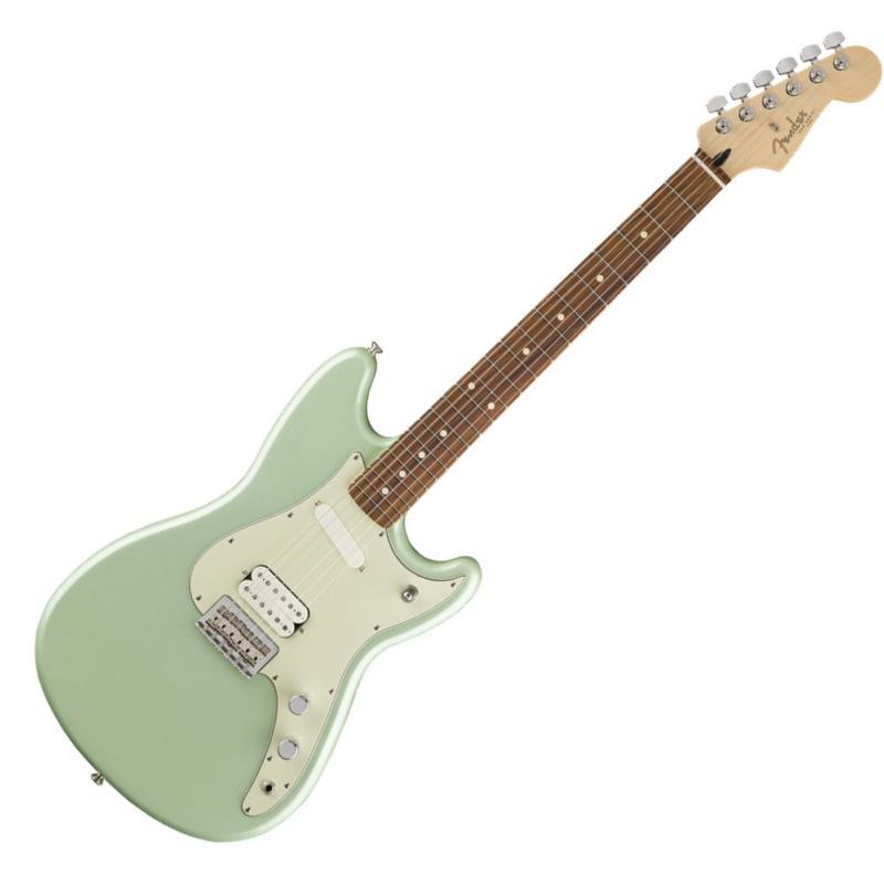 Fender Duo Sonic HS PF SFP エレキギター