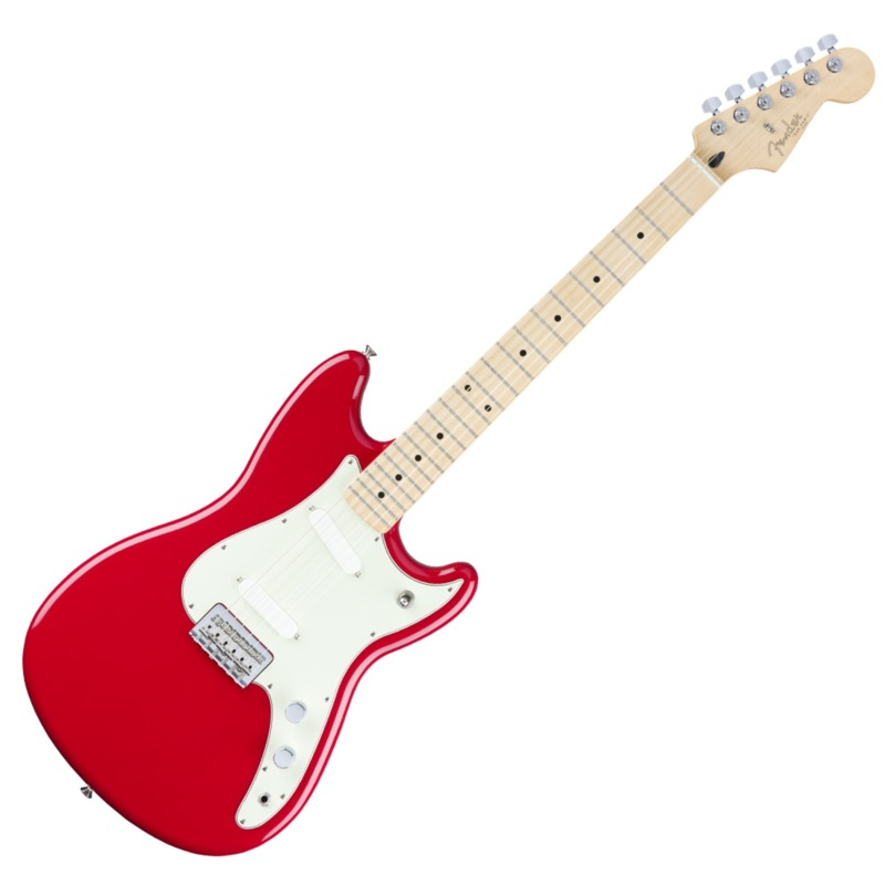 Fender Duo Sonic MN MN Torino Duo Red Red エレキギター, かんてい局錦三丁目栄新栄店:85bc0a41 --- sunward.msk.ru