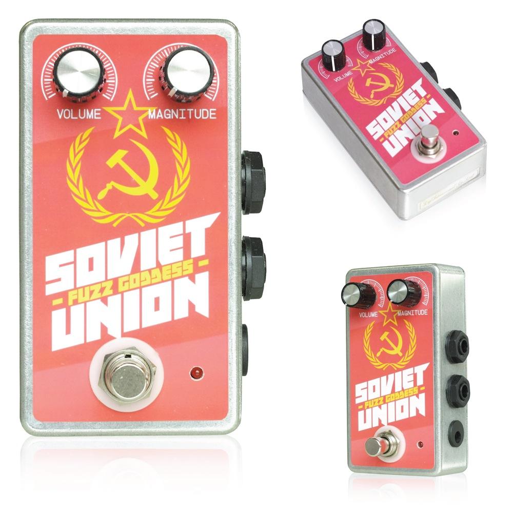 Fuzz Goddess SOVIET UNION ギターエフェクター