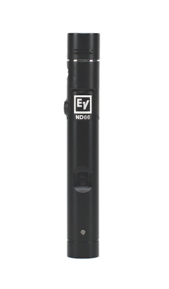 Electro-Voice ND66 楽器用コンデンサマイクロフォン