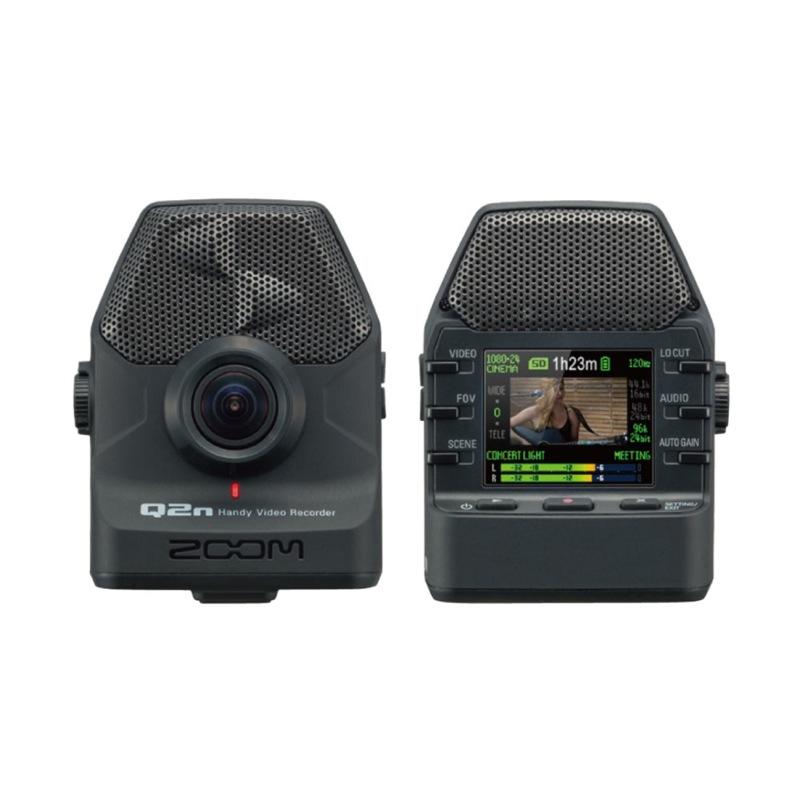 ZOOM Q2n Handy Video Recorder ハンディビデオレコーダー