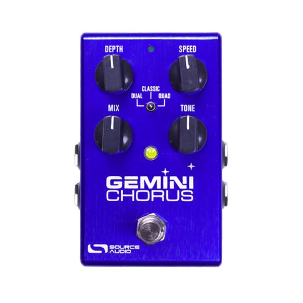 SOURCE AUDIO SA242 Gemini Chorus コーラス