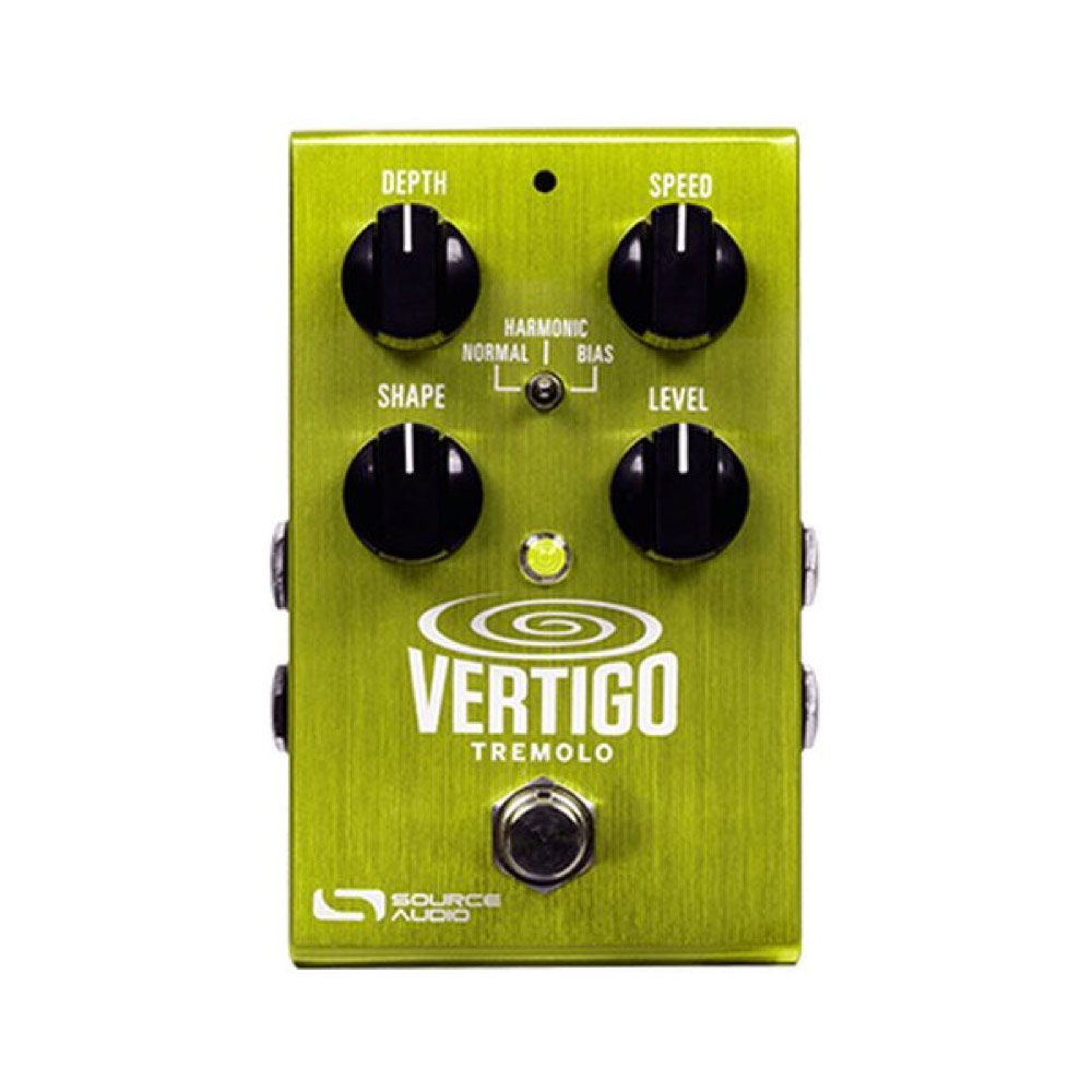 SOURCE AUDIO SA243 Vertigo Tremolo トレモロ