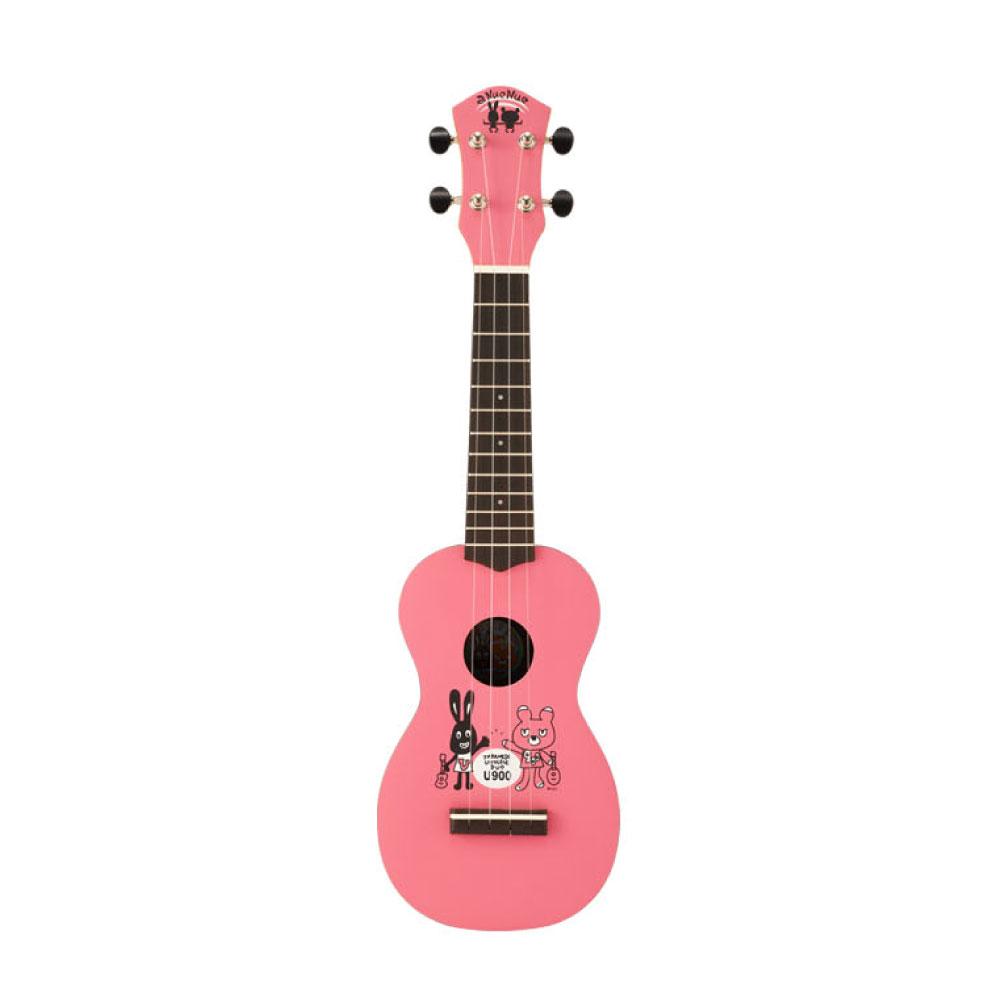 aNueNue aNN-U900 Color Pink ソプラノウクレレ