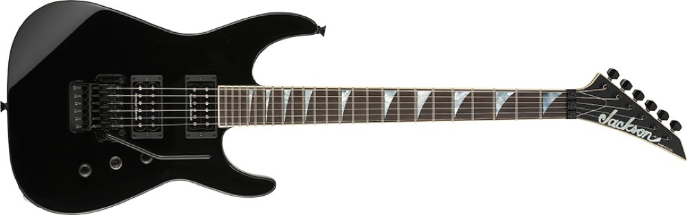 Jackson U.S.A. Select Series USA SL2H Soloist Black エレキギター