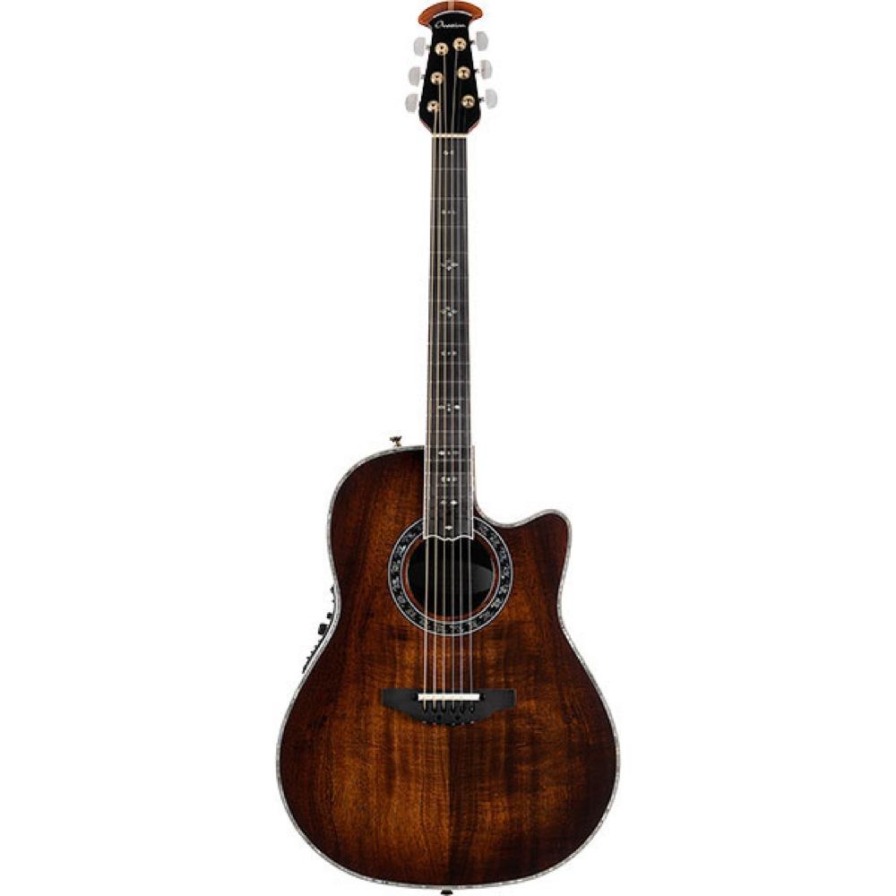 Ovation Legend Plus C2079AXP Koa Burst エレクトリックアコースティックギター