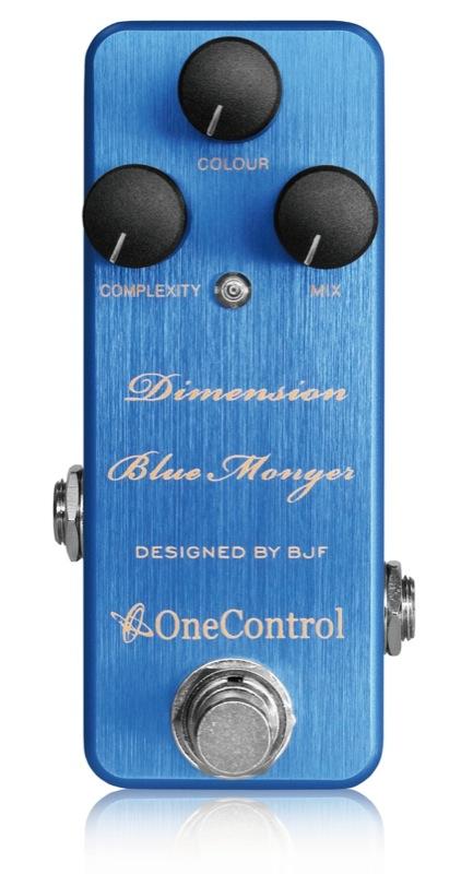 One Control Dimension Blue Monger モジュレーションエフェクト