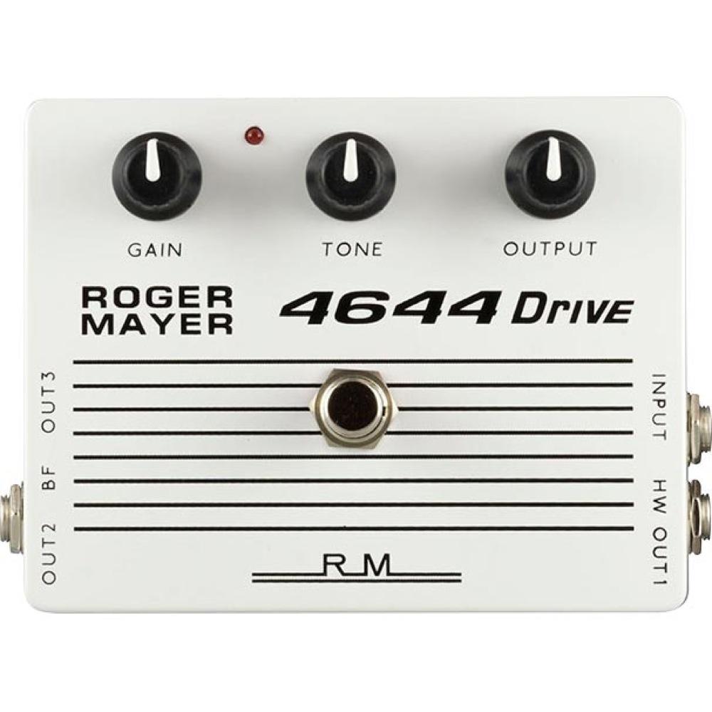 ROGERMAYER 4644 Drive オーバードライブ ギターエフェクター