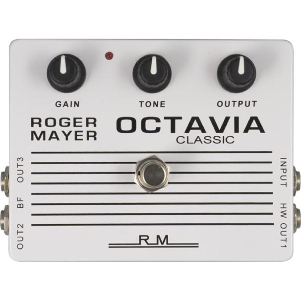 ROGERMAYER Octavia Classic オクタヴィア ギターエフェクター