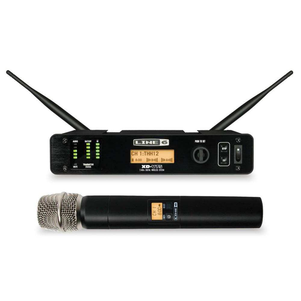 LINE6 XD-V75 デジタルワイヤレスマイクシステム