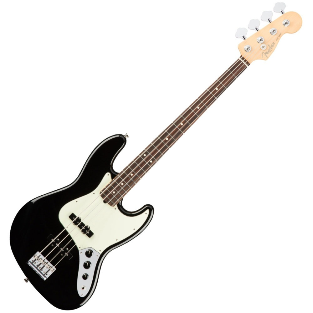 Fender American Professional Jazz Bass BLK RW エレキベース