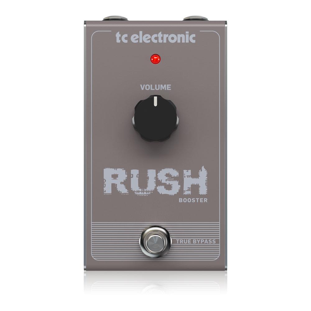 tc electronic Rush Booster ブースター エフェクター