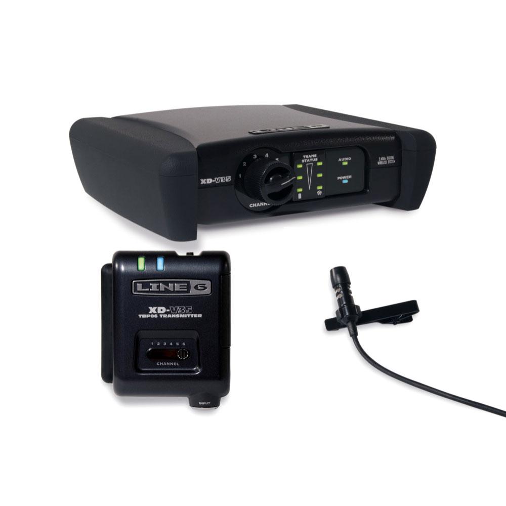 LINE6 XD-V35L デジタルワイヤレスマイクシステム