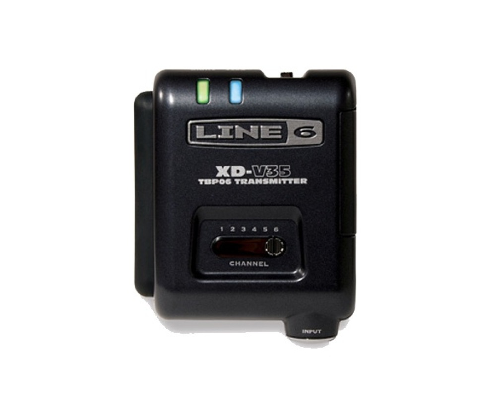 LINE6 V35-BP ボディパックトランスミッター
